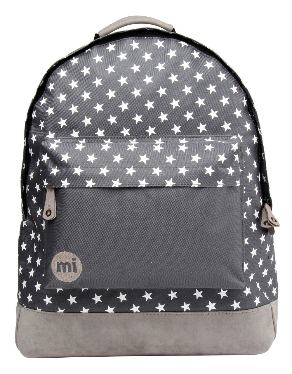 mi pac. Rucksack mit Laptopfach, »Backpack, All Stars Solid Pocket«