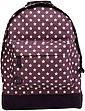 mi pac. Rucksack mit Laptopfach, »Backpack, All Stars Plum Navy«, Bild 1