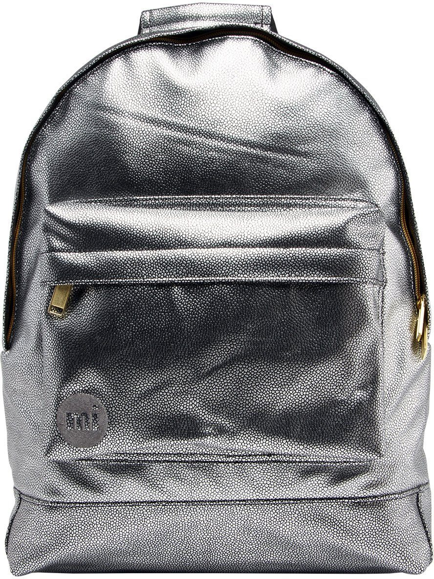 mi pac. Rucksack mit Laptopfach, »Backpack, Pebbled«