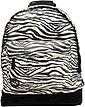 mi pac. Rucksack mit Laptopfach, »Backpack, Canvas Zebra«, Bild 1