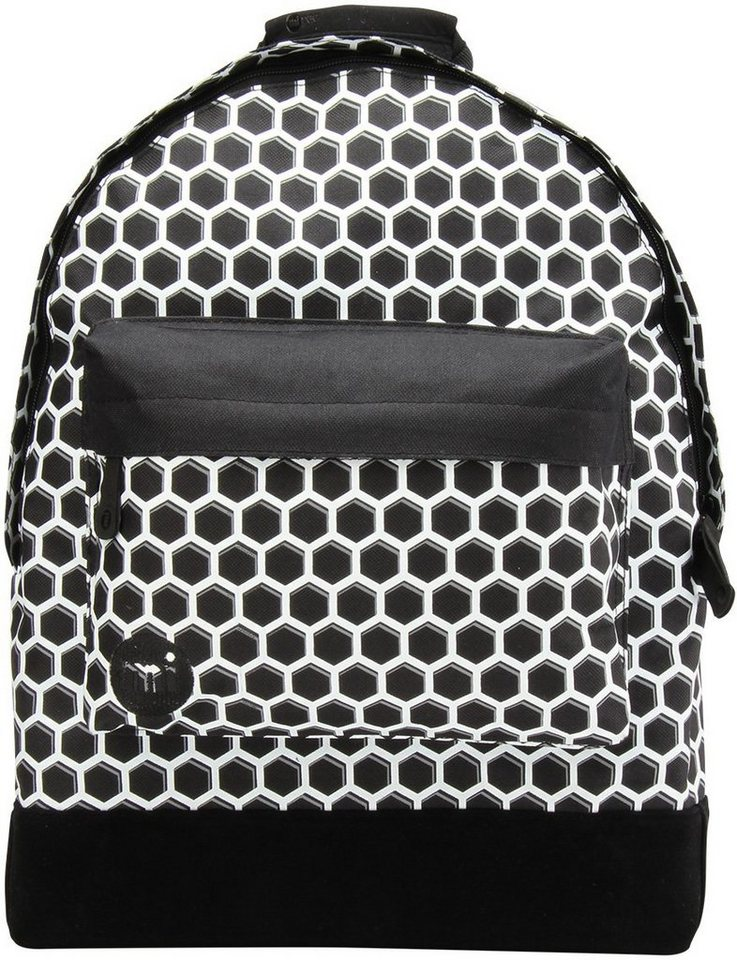 mi pac. Rucksack mit Laptopfach, »Backpack, Honeycomb«