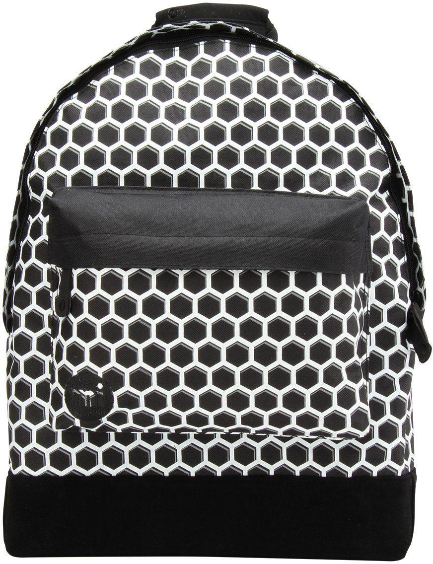 mi pac. Rucksack mit Laptopfach, »Backpack, Honeycomb«