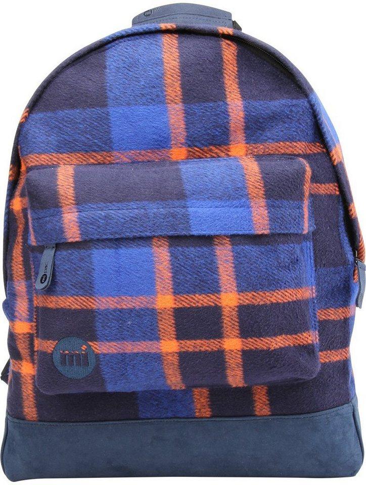 mi pac. Rucksack mit Laptopfach , »Backpack, Picnic Check«
