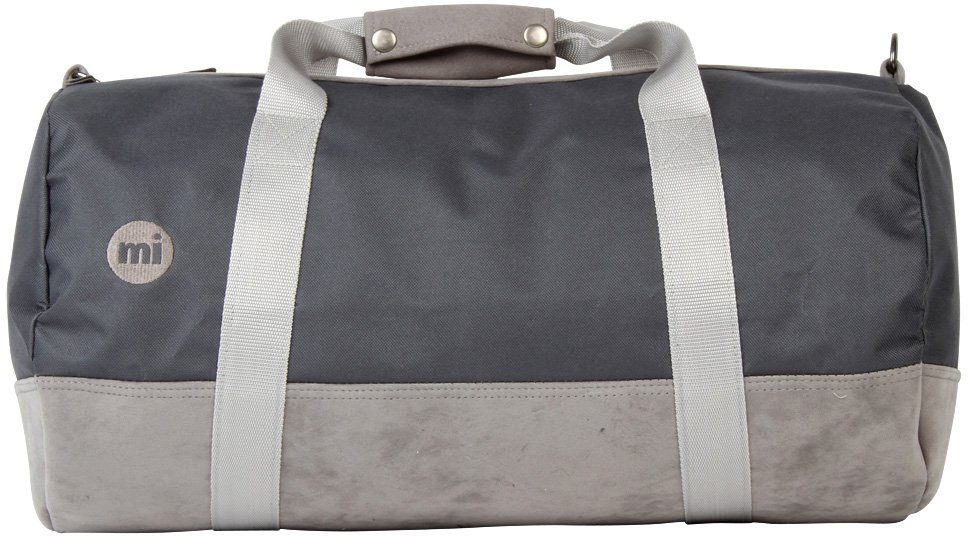 mi pac. Reisetasche, »Duffel, Classic All Charcoal«