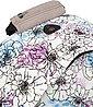 mi pac. Rucksack mit Laptopfach, »Backpack, Unfinished Floral«, Bild 3