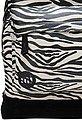 mi pac. Rucksack mit Laptopfach, »Backpack, Canvas Zebra«, Bild 3