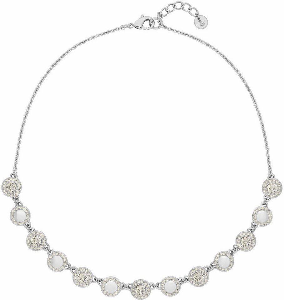 Lolaandgrace Collier »VIENNA COLLIER, 5251851« mit Swarovski® Kristallen in silberfarben