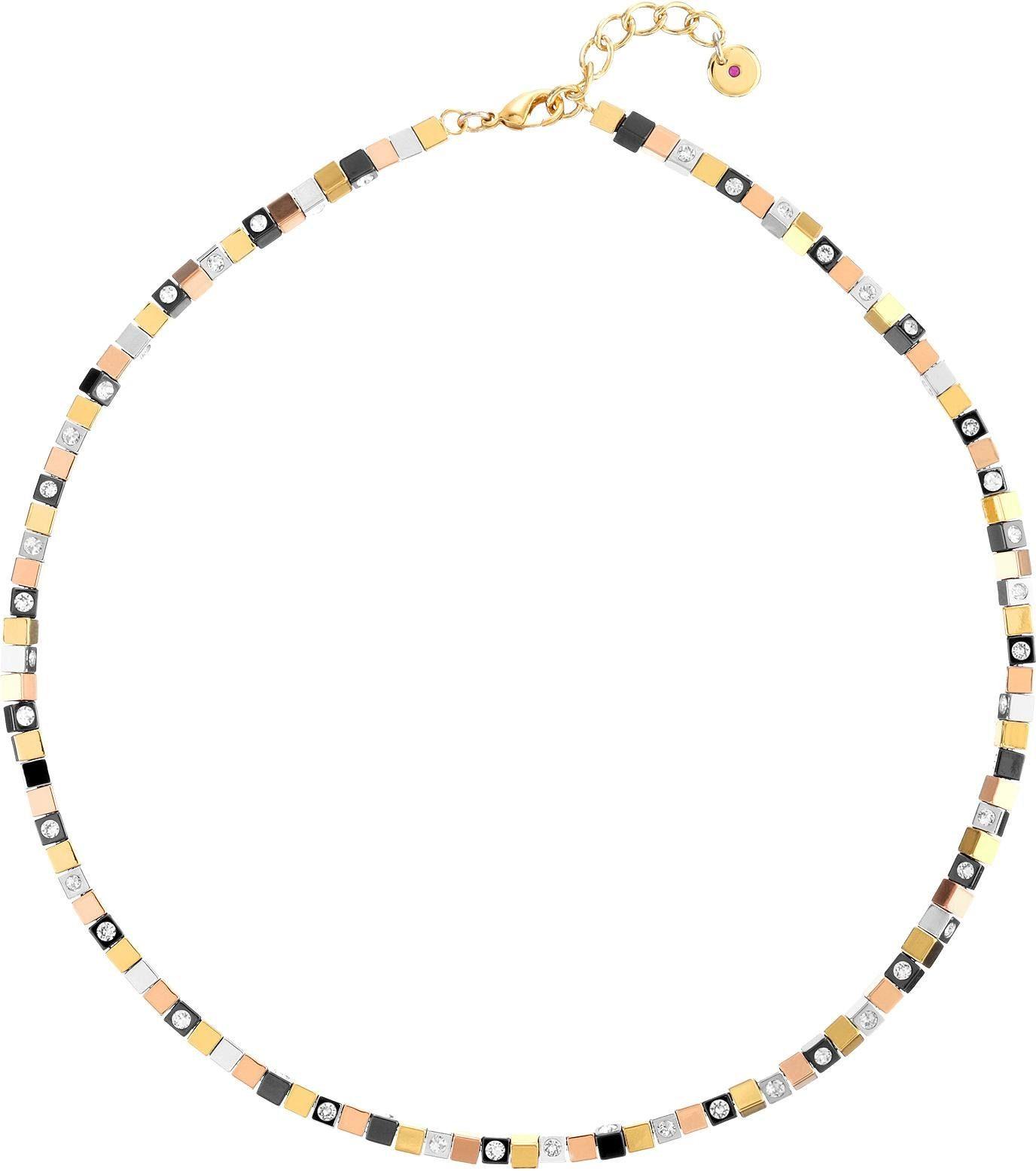 Lolaandgrace Collier »CUBE COLLIER, 5183026«, mit Swarovski® Kristallen