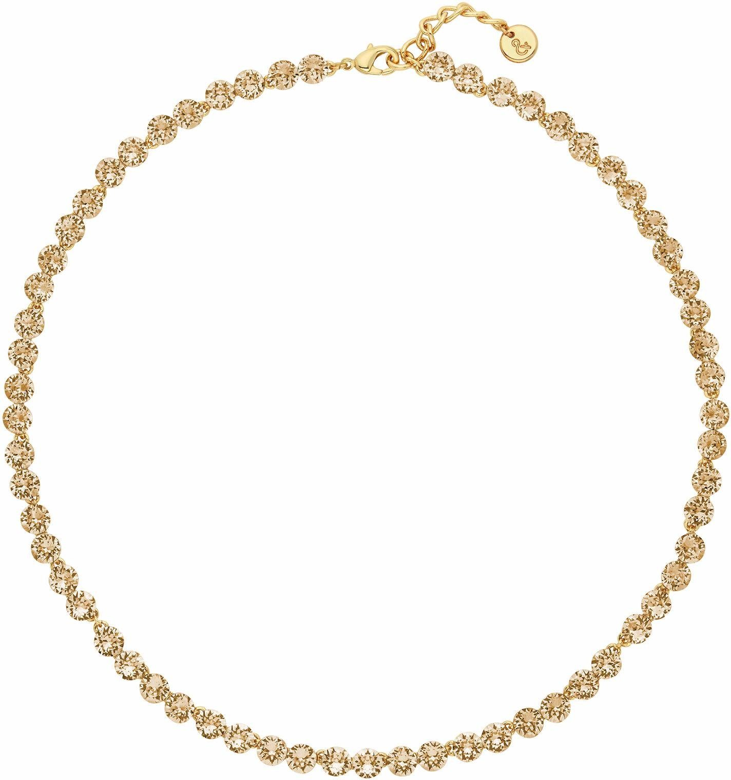 Lolaandgrace Collier »PALACE ALL-AROUND COLLIER, 5251847« mit Swarovski® Kristallen