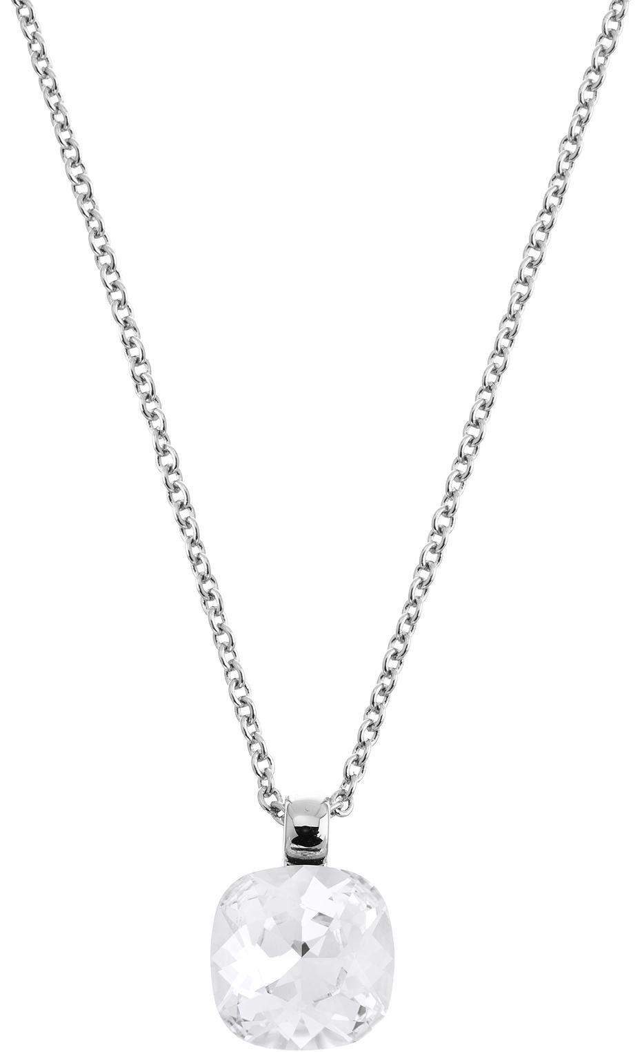 Lolaandgrace Kette mit Anhänger »GEM PENDANT, 1189510« mit Swarovski® Kristallen