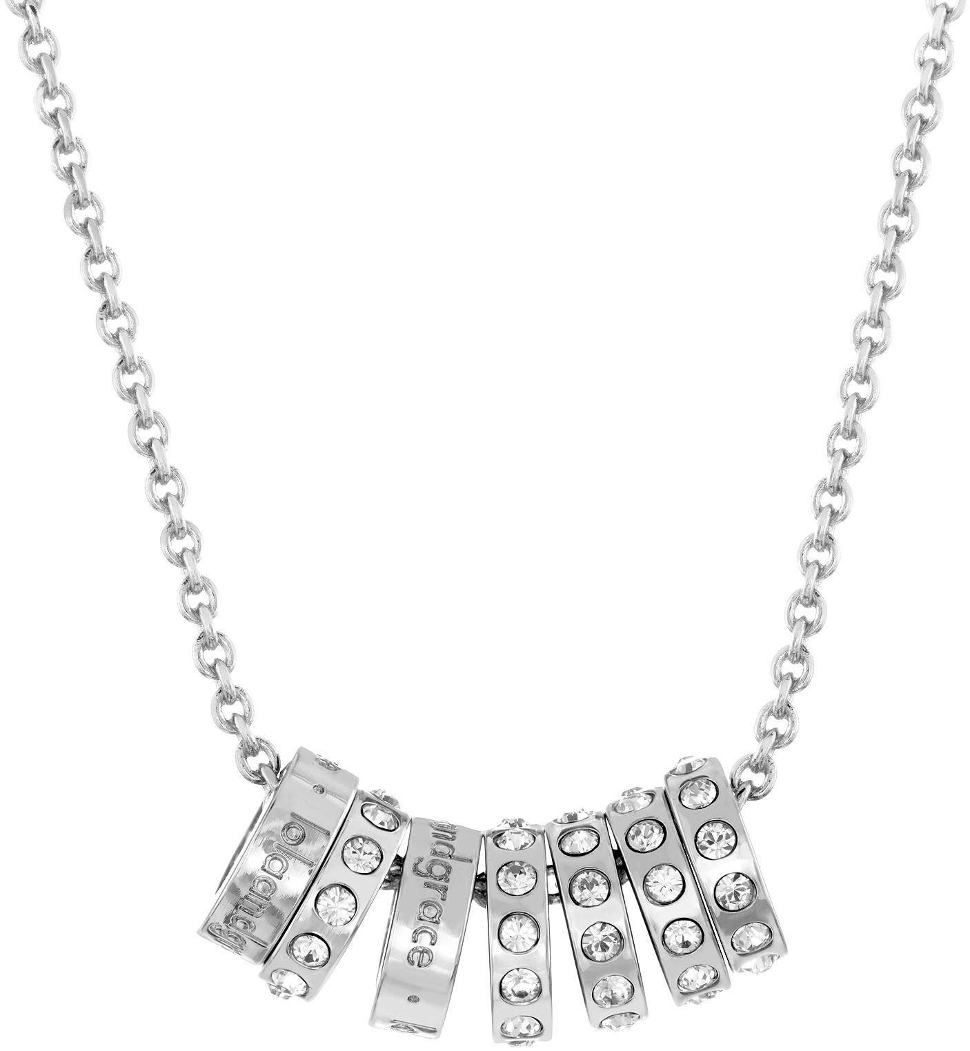 Lolaandgrace Collier »SPIN PENDANT, 5140724« mit Swarovski® Kristallen