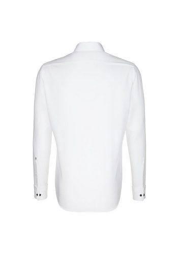 - Herren seidensticker Businesshemd Tailored weiß | 04048869179525