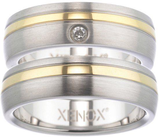 XENOX Partnerring »Xenox & Friends, X1681, X1682« wahlweise mit oder Без Zirkonia