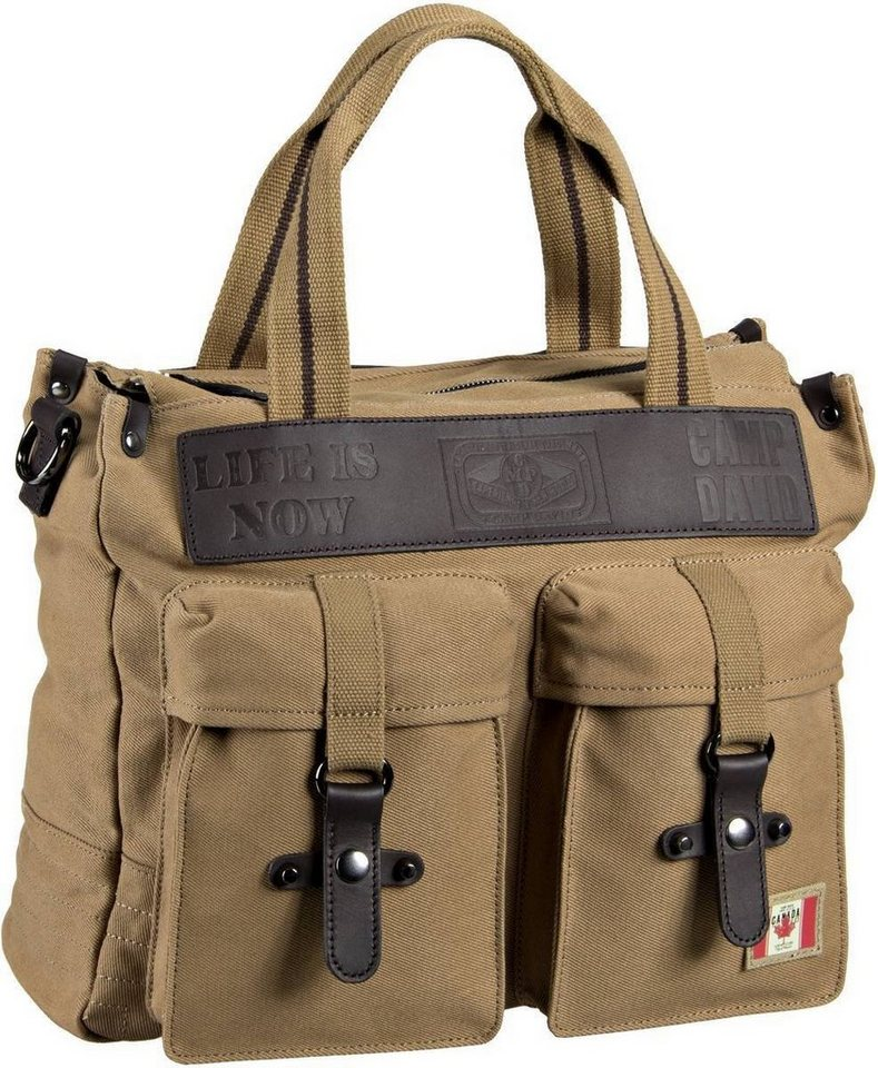 CAMP DAVID Rocky Mountain 40045 Shopper in Sand