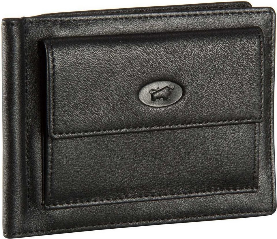 Braun Büffel Basic Arizona 33007 Geldbörse in Schwarz
