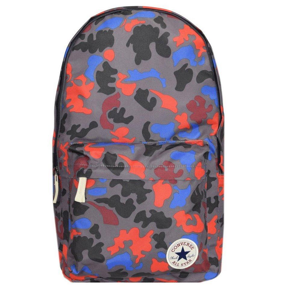 Converse Core Poly Backpack Rucksack 47 cm in america multi