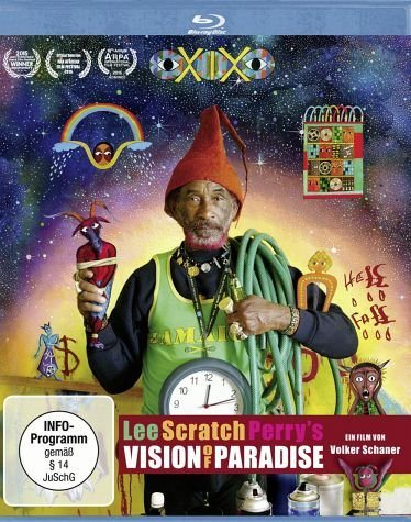 Blu-ray »Lee Scratch Perry's Vision of Paradise (OmU)«