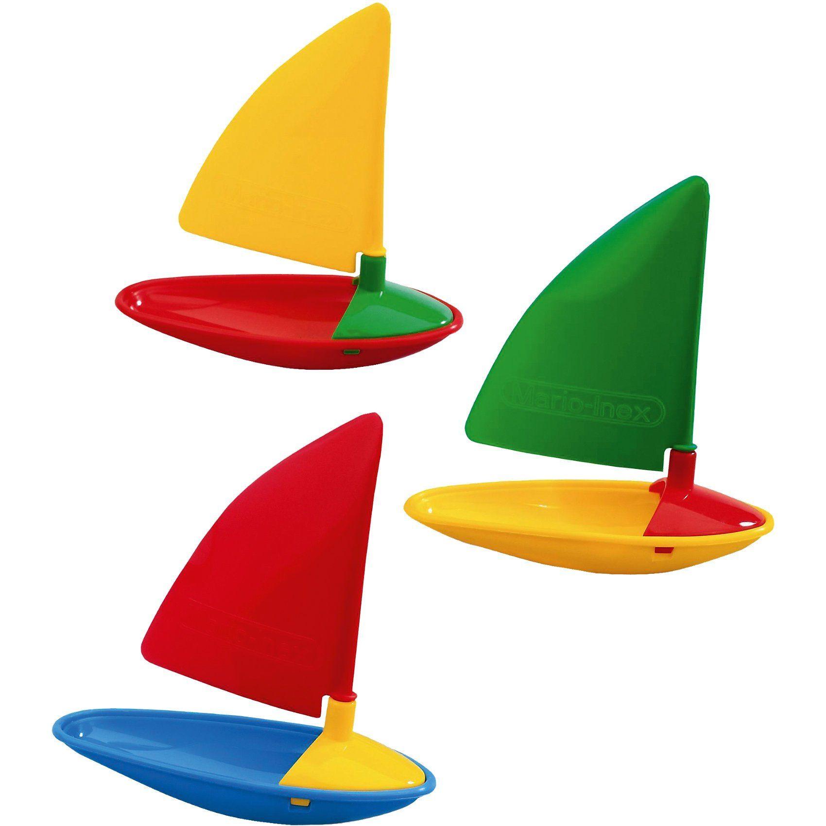 Eduplay Segelboot-Set, 12 Stück