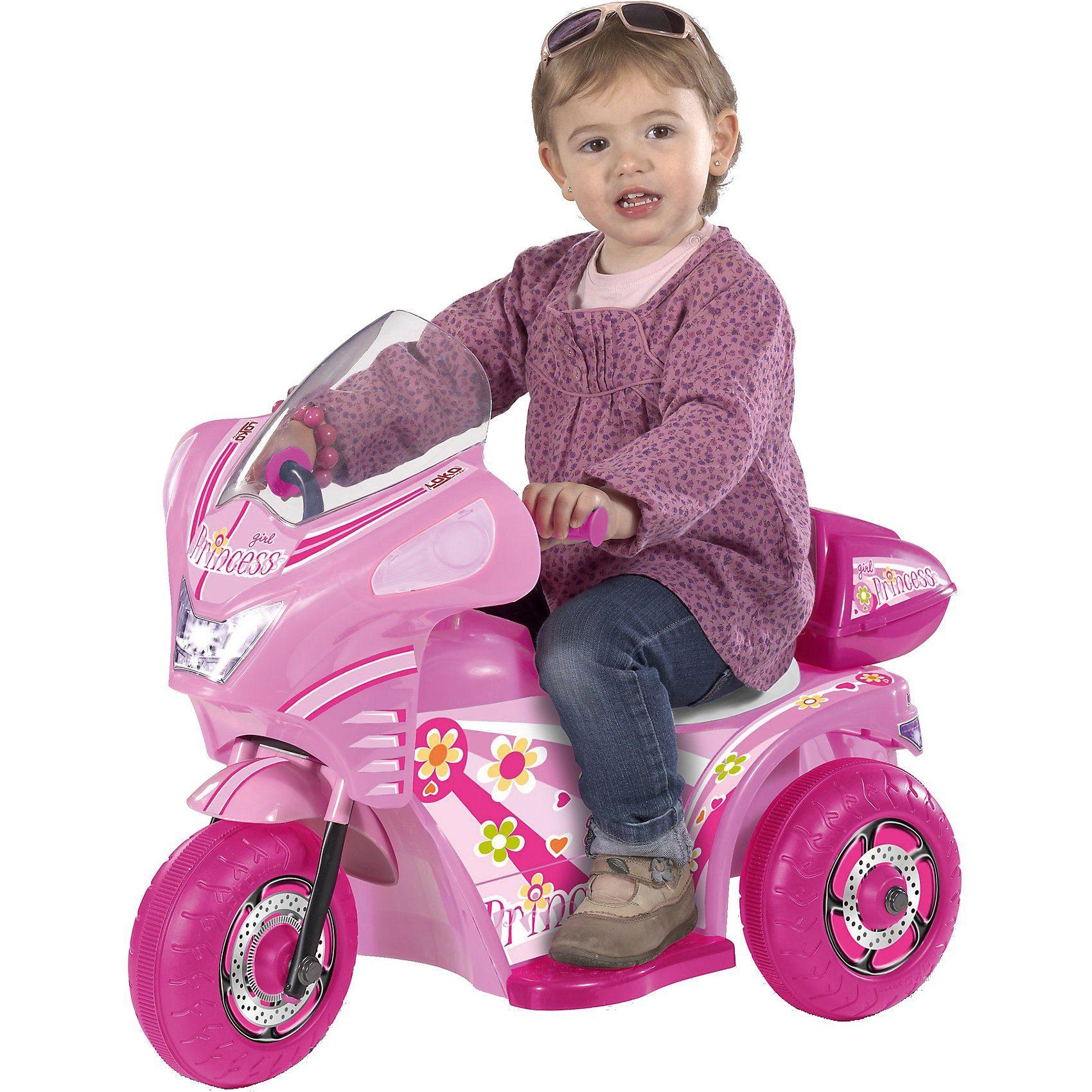 Carromco Dreirad Tribike Princess 6V, elektrisch