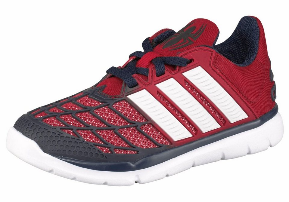 adidas Performance »Marvel Spider-Man« Trainingsschuh in rot-dunkelblau