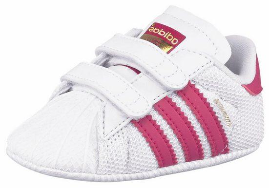 adidas Originals »Superstar Crib W« Sneaker Baby