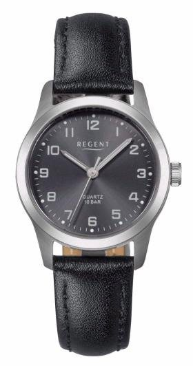 Regent Titanuhr »12090288 - F900« | Uhren > Titanuhren | Schwarz | Regent
