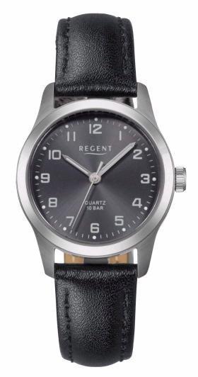 Regent Titanuhr »12090288 - F900« in schwarz