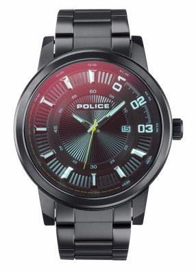 Police Quarzuhr »SUNSET, P14375JSB-02M«