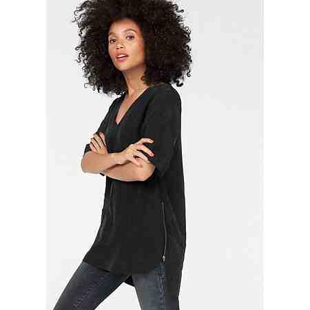 LTB Shirtbluse »Jacina« mit Reißverschlussdetails
