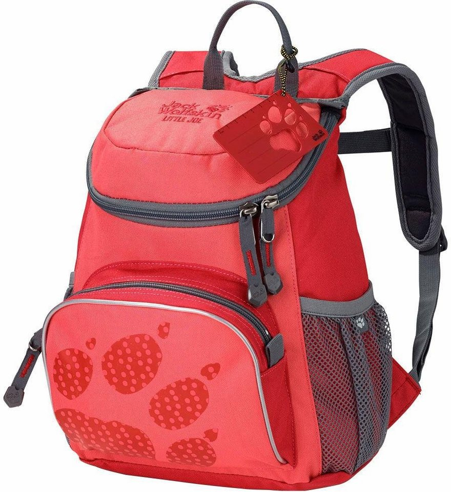 Jack Wolfskin LITTLE JOE Rucksack in Grapefruit