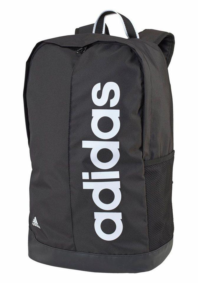 adidas Performance LIN PER BP Rucksack in schwarz