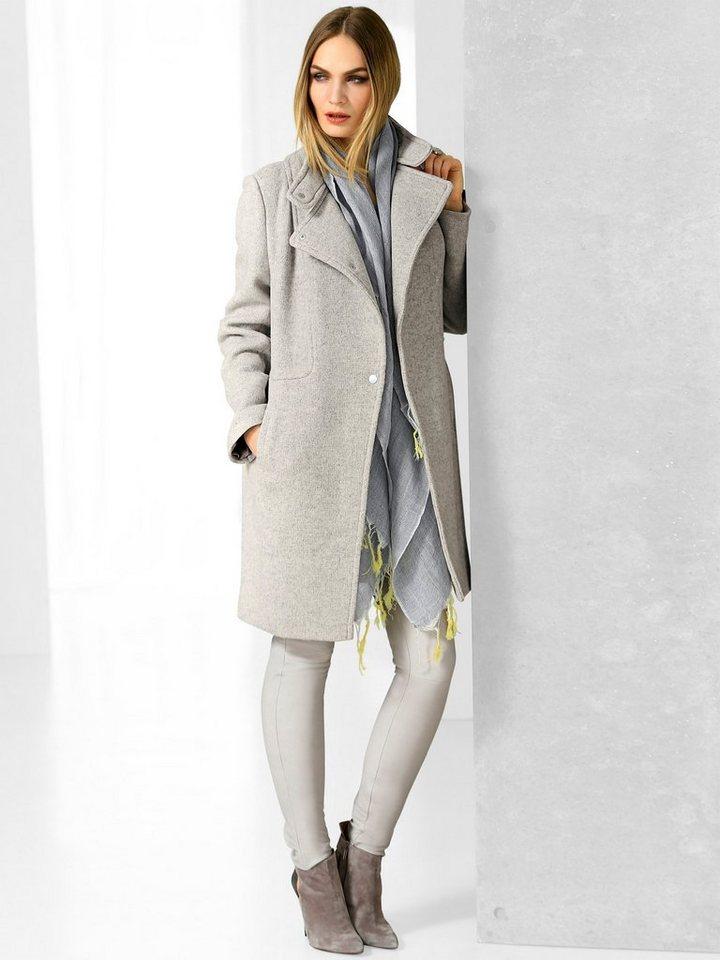 Alba Moda Hose in grau