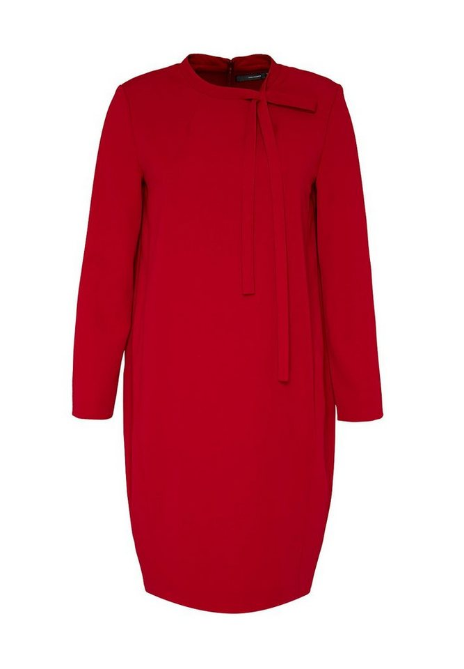 HALLHUBER O-Shape Kleid mit Schleife in rot