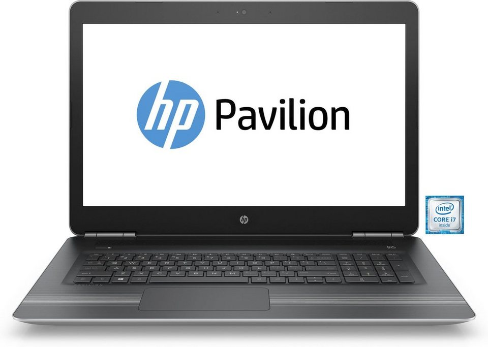 """HP Pavilion 17-ab003ng Notebook »Intel Core i7, 43,9 cm (17,3""""), 256 GB SSD, 8 GB« in silber"""