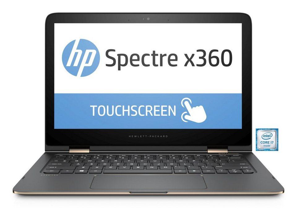 "HP Spectre x360 13-4204ng Notebook »Intel Core i7, 33,8cm (13,3""), 256 GB SSD, 8 GB« in grau"