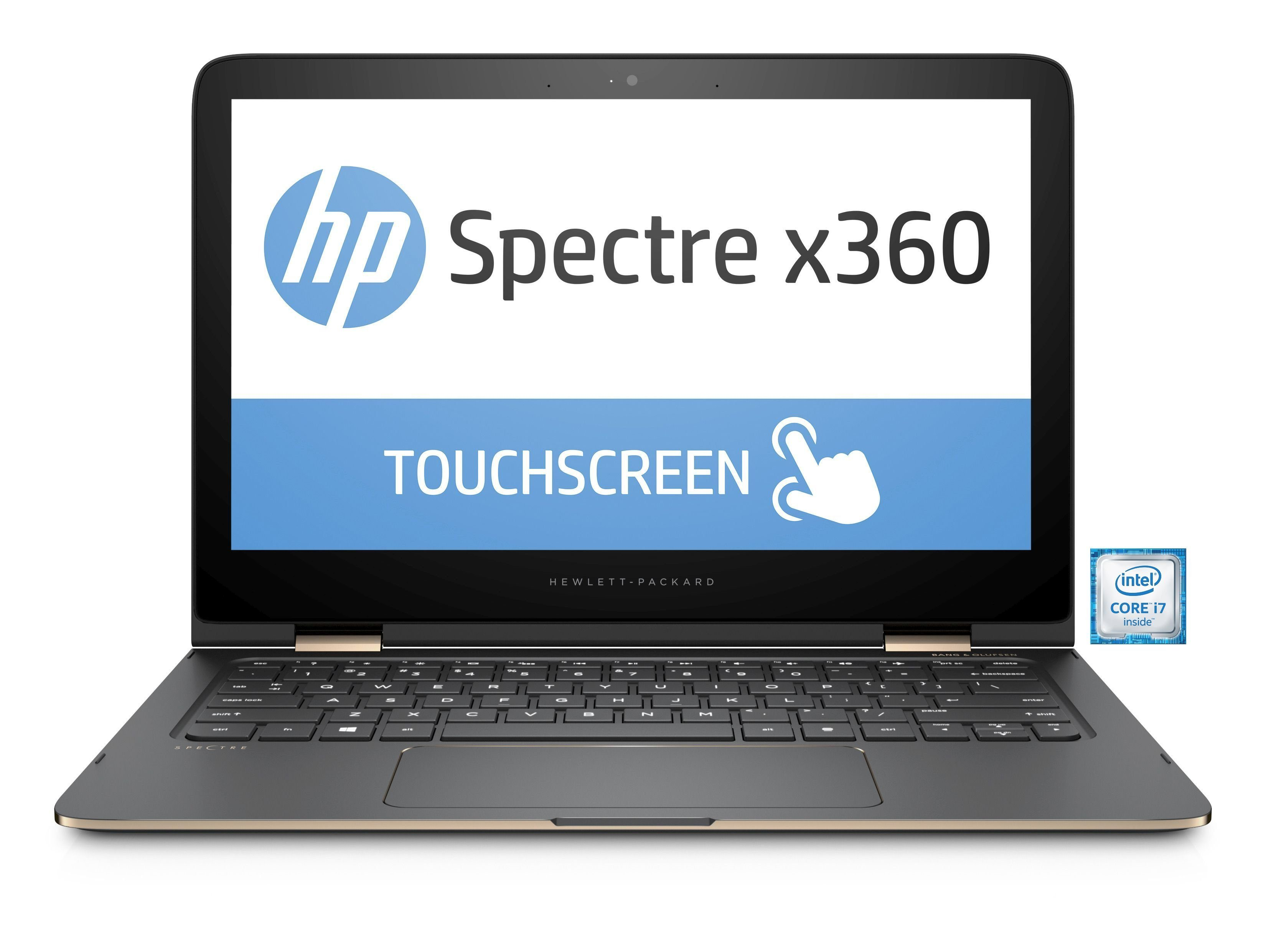 "HP Spectre x360 13-4204ng Notebook »Intel Core i7, 33,8cm (13,3""), 256 GB SSD, 8 GB«"