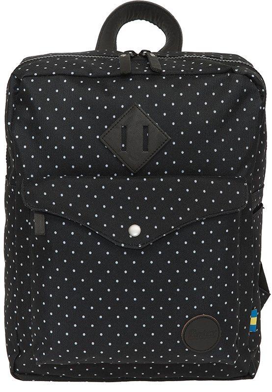 Enter Rucksack, »Sports Backpack Mini, Polkadot« in schwarz