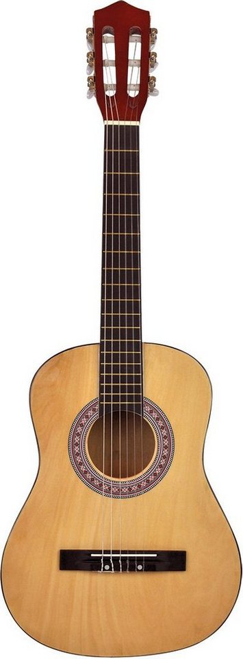 Voggenreiter Gitarre, »Kindergitarre 1/2« in naturfarben
