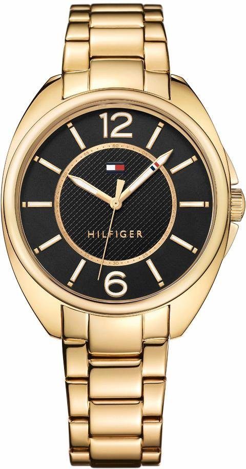 Tommy Hilfiger Quarzuhr »Sophisticated Sport, 1781695« in goldfarben