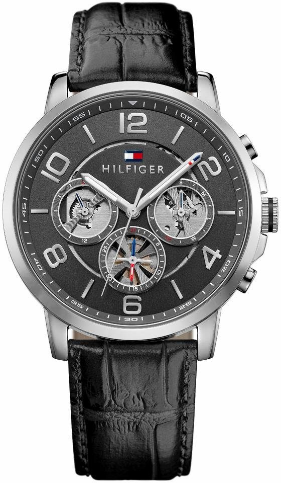Tommy Hilfiger Multifunktionsuhr »Sophisticated Sport, 1791289«