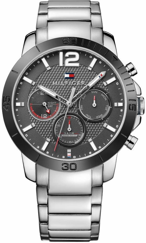 Tommy Hilfiger Multifunktionsuhr »Sophisticated Sport, 1791272«