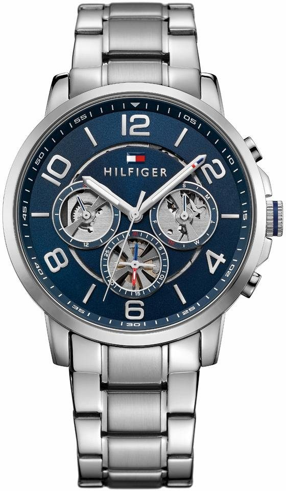 Tommy Hilfiger Multifunktionsuhr »Sophisticated Sport, 1791293«