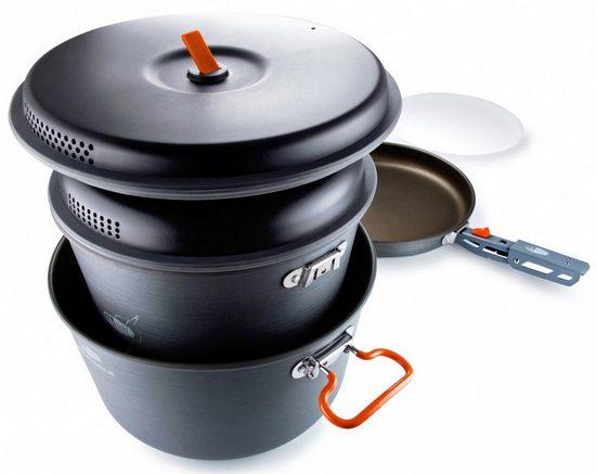 GSI Camping-Geschirr »Pinnacle Base Camper Kochset Large«