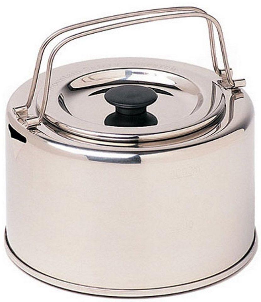 MSR Camping-Geschirr »Alpine Teapot 1000ml« in silber