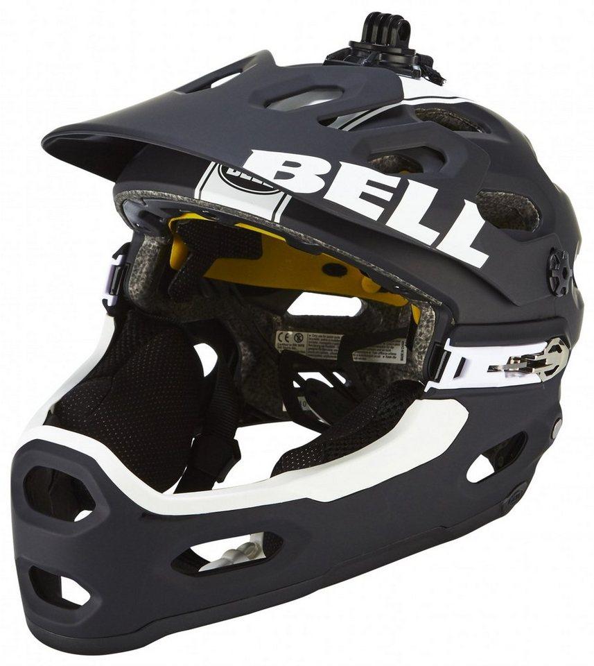 Bell Fahrradhelm »Super 2R Mips Helmet« in schwarz