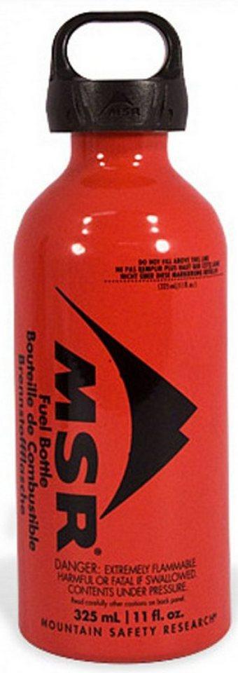 MSR Camping-Kocher »Fuel Bottle 325ml« in rot