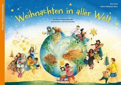 Broschiertes Buch »Weihnachten in aller Welt«