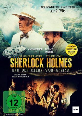 DVD »Sherlock Holmes und der Stern von Afrika (2...«