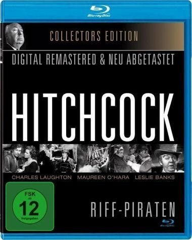 Blu-ray »Hitchcock: Riff-Piraten«