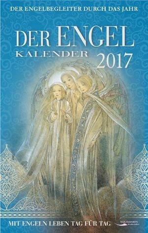 Broschiertes Buch »Der Engel-Kalender 2017«